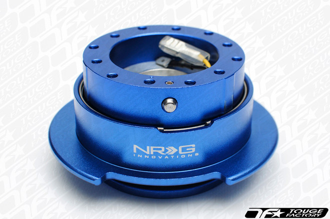 NRG Quick Release Gen 2.5 - Blue/Blue Ring