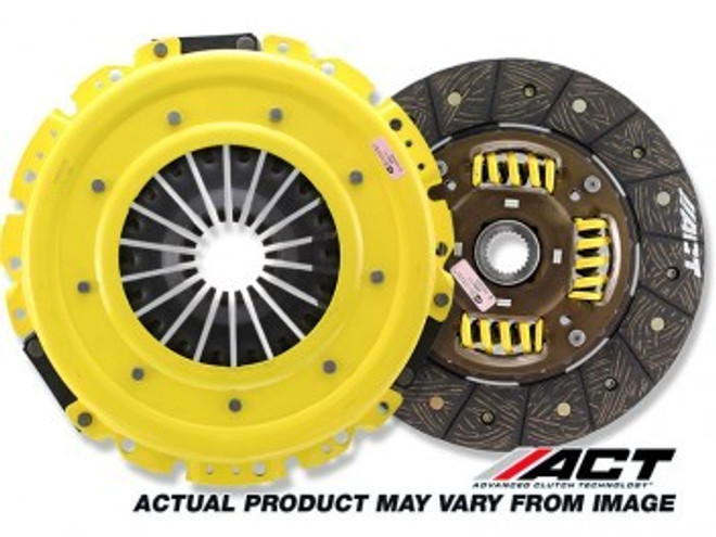 ACT Race Rigid 4 Pad HD Clutch Kit- 93-99 Mazda RX-7
