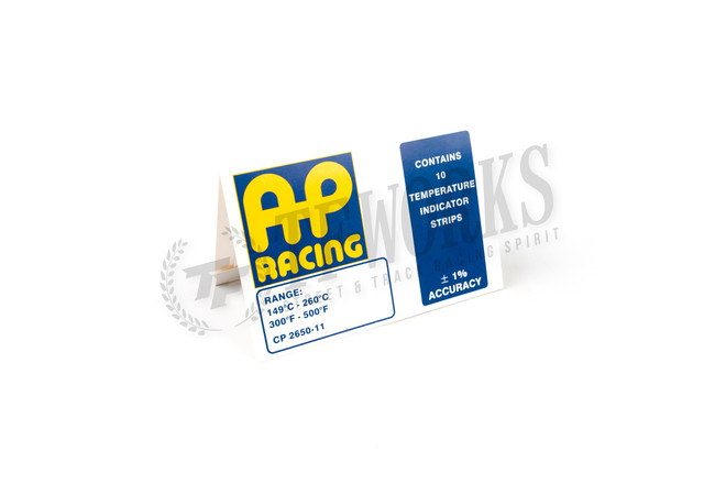 AP Racing Brake Caliper Temperature Indicator Strips