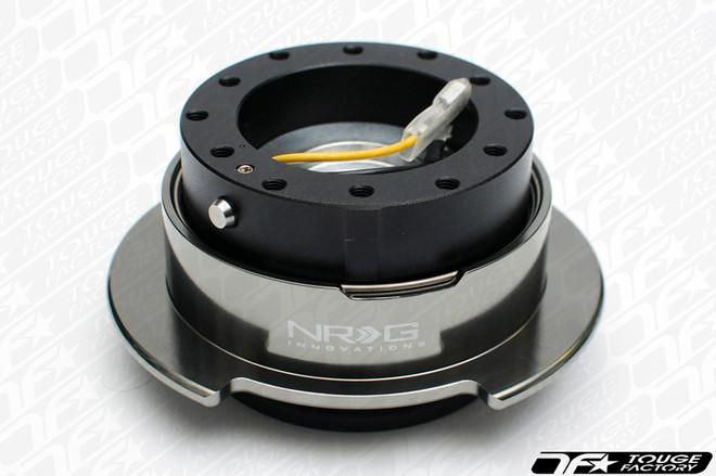 NRG Quick Release Gen 2.5 - Black/CF Ring