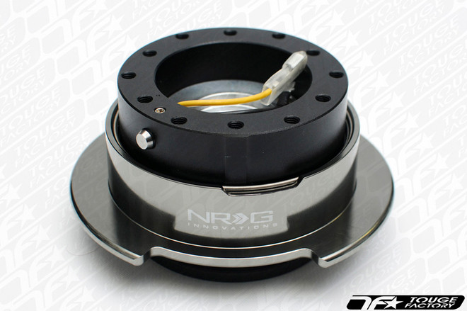 NRG Quick Release Gen 2.5 - Black/CF Ring