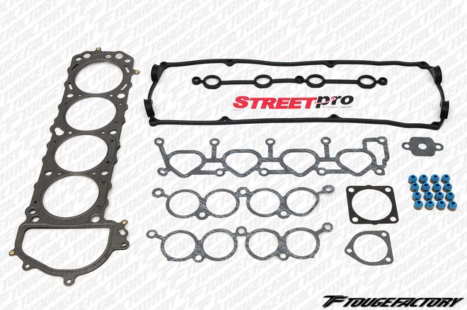 Cometic StreetPro KA24 Top End Gasket Kit - Nissan 240SX S13