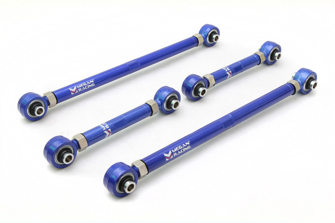 Megan Racing Rear Links - Toyota Corolla GTS/AE86 '84-97