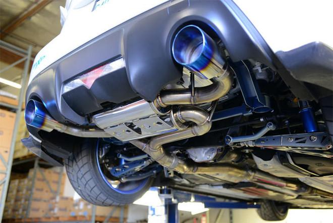 MXP Performance SP Cat Back Exhaust - Scion FR-S & Subaru BRZ