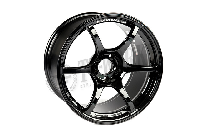 Advan RGIII - Racing Gold Metallic & Racing Gloss Black - 4x100.0 - 63mm Bore - 18x7.0 +42 (Euro Sizing)