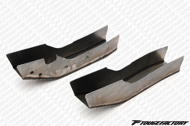 Xcessive Manufacturing - Front Frame Rail Repair - Nissan 240SX S13
