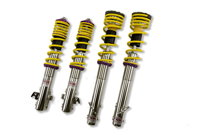 KW Suspension V1 Coilover Kit - Subaru Impreza WRX '04-07