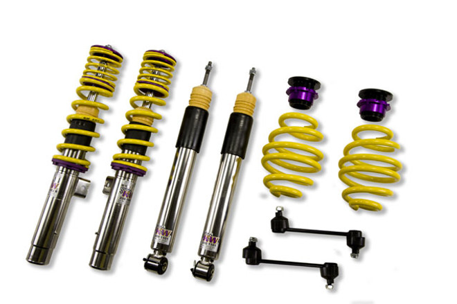 KW Suspension V3 Coilover Kit - BMW 3 Series E46 Coupe / Wagon (2wd)