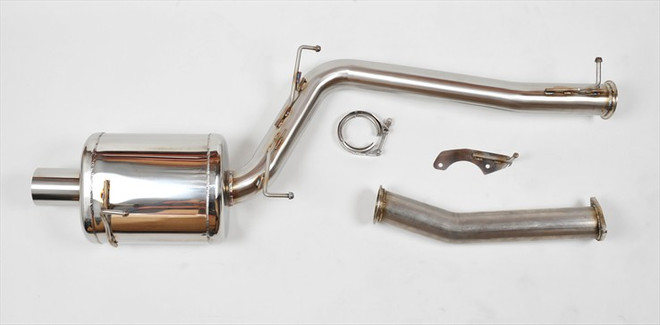 "Berk 00-03 AP1 Honda S2000 3"" Cat Back Exhaust"
