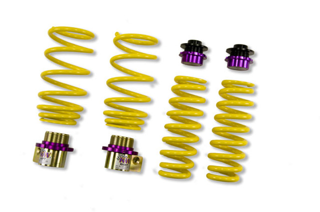 KW Suspension Height Adjustable Spring (H.A.S.) Coilover Kit - BMW M3 E90/92 Sedan/Coupe '08-11