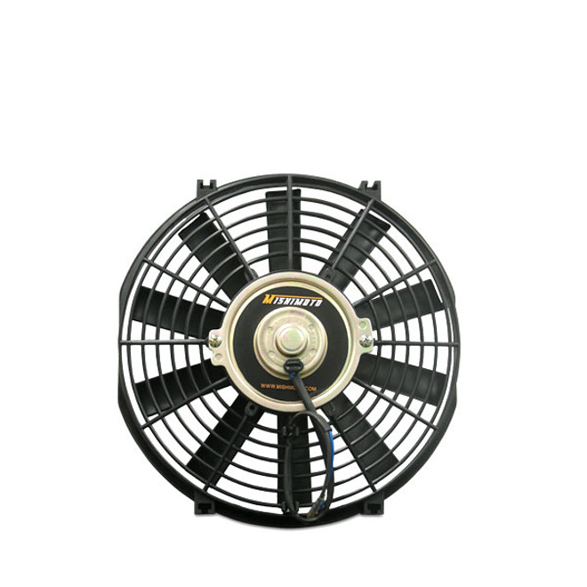 "Mishimoto Electric Fan Slim Low Profile 12"""