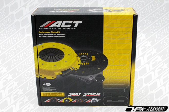 ACT Xtreme Sprung 4 Puck Race Clutch Kit Mazda RX-7 FC3S