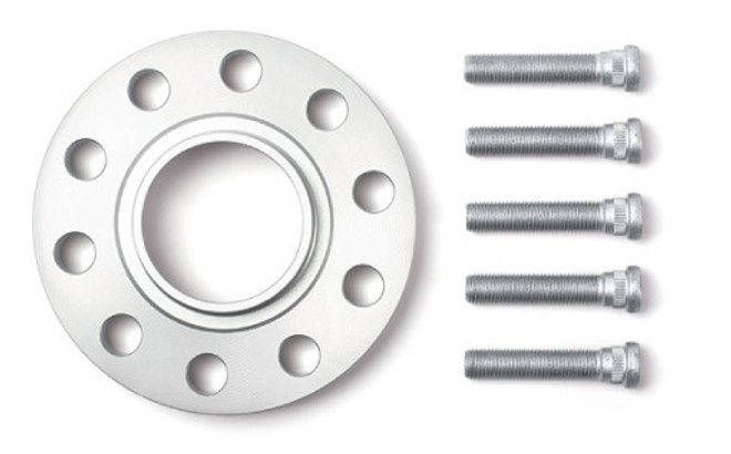 H&R TRAK+ 15mm DRS Series Wheel Spacers (Pair) - Infiniti G37 Coupe