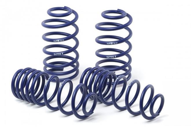 H&R Sport Lowering Springs - Subaru WRX '08+