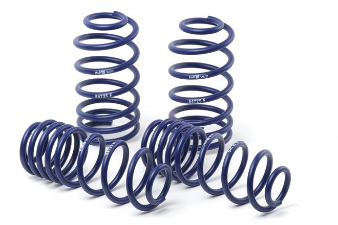 H&R Sport Lowering Springs - Subaru WRX & STi GD