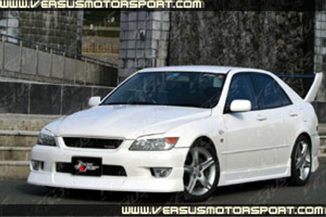 Charge Speed Type-1 Side Skirts: FRP - Lexus IS300