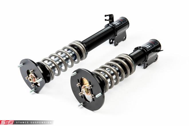 STANCE XR1 Coilovers - Subaru Impreza WRX GDF STi