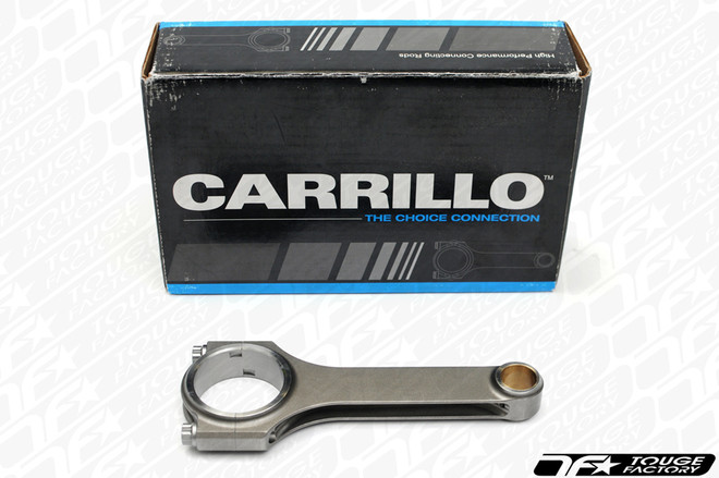 Carillo Super Pro-H Staight Connecting Rod - Nissan SR20