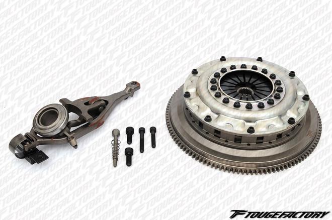 OS GIKEN R-Series Triple Plate Clutch Kit - Nissan RB26DETT