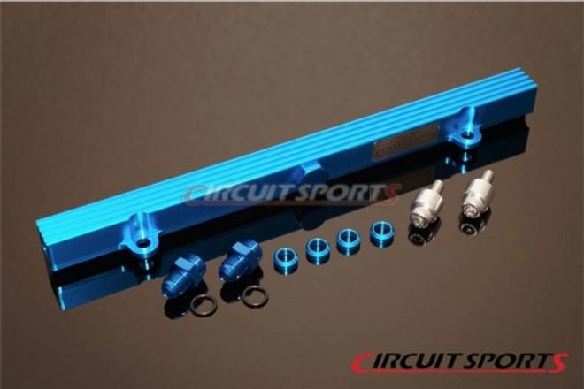 Circuit Sports Fuel Rail Kit - Mitsubishi EVO 8/9