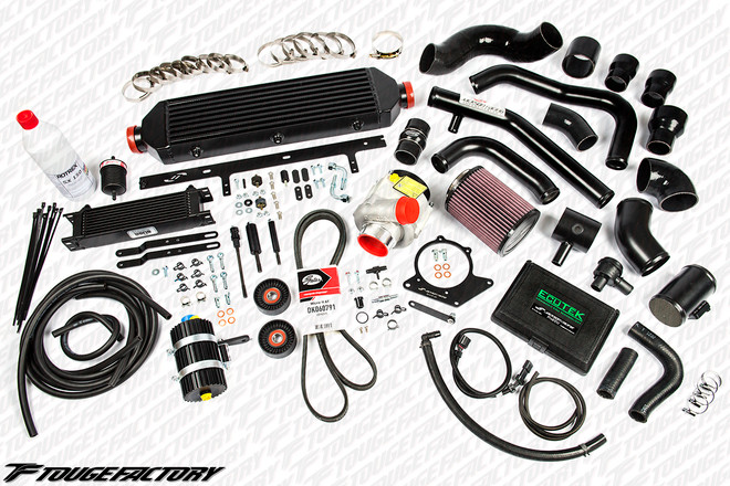 Jackson Racing Supercharger System for Scion FR-S & Subaru BRZ - TIY (Tune it yourself)