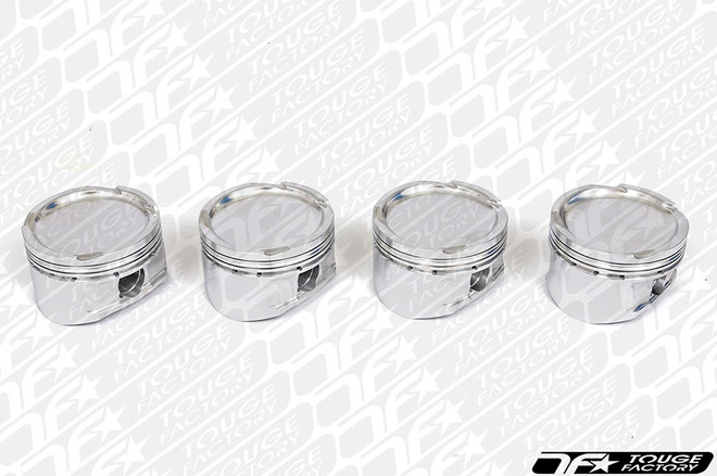 CP Pistions Standard 86.0mm Bore / 9:1 Compression - FA20 Set