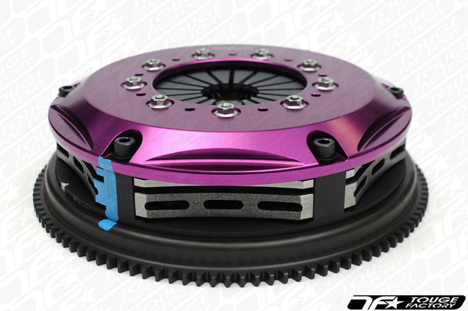 Exedy Hyper Twin Plate Metallic Clutch for Scion FR-S & Subaru BRZ