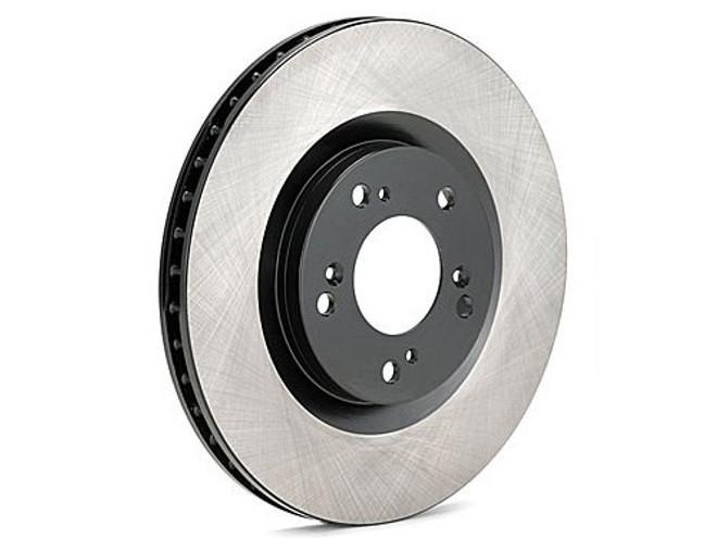 Centric Premium Brake Rotor for Scion FR-S & Subaru BRZ - Rear