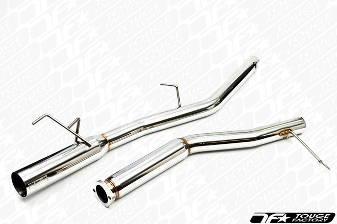Buddy Club Racing Spec II Exhaust Mazda RX7 FC3S (Turbo only)