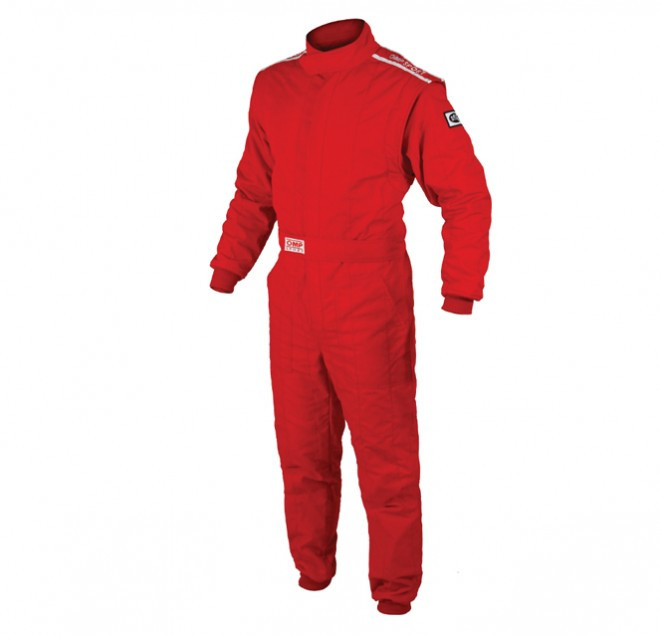 OMP Sport OS 20 Cuff Racing Suit