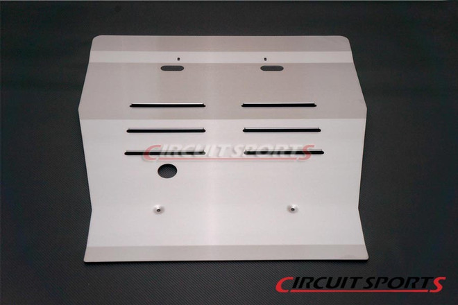 Circuit Sports Aluminum Front Under Panel - Nissan 240SX S13