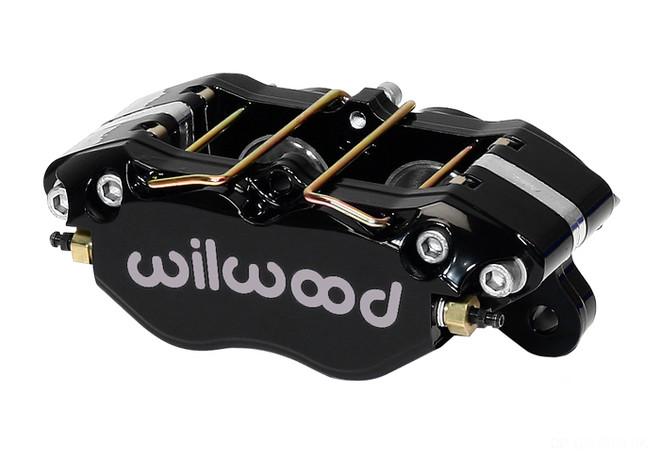 """Wilwood DynaPro Lug Mount Calipers - 5.25"""" Mount - 1.38"""" Pistons"""