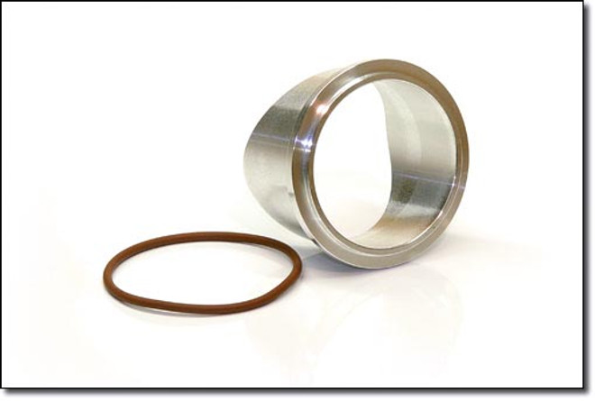 Tial Blow Off Valve BOV Weld Flange - Stainless Steel