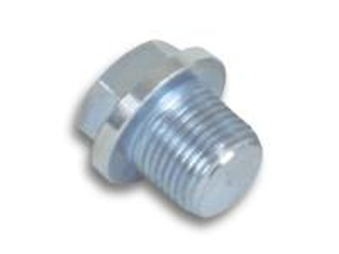Vibrant Performance Threaded Hex Bolt for Plugging O2 Sensor Bungs (Single Unit, Retail Pack)