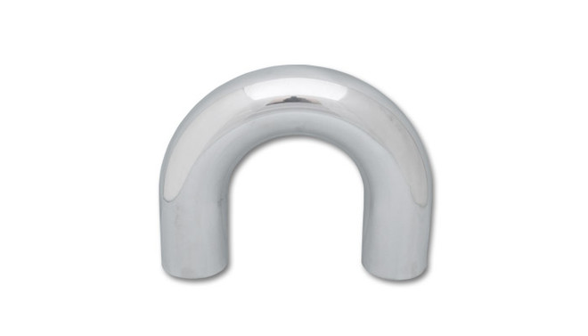 "Vibrant Aluminum U-Bend - Polished - 2.75"" OD"
