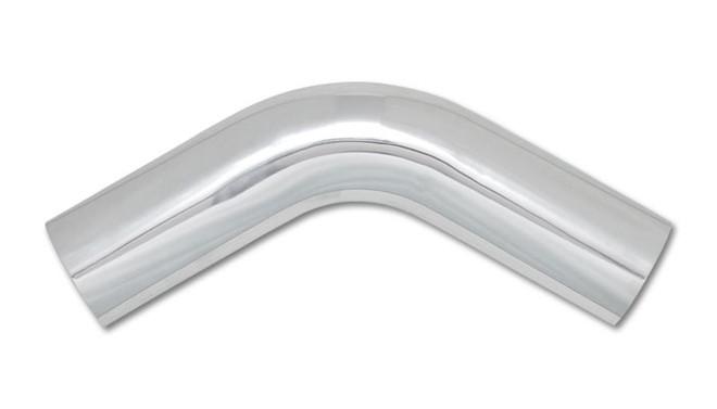 "Vibrant 1.5"" O.D. Aluminum 60 Degree Bend - Polished"