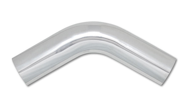 "Vibrant 1.75"" O.D. Aluminum 60 Degree Bend - Polished"