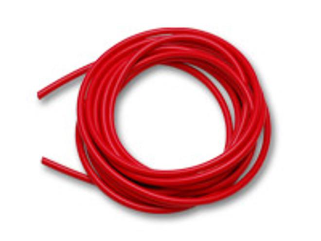 "Vibrant 3/8"" (10mm) I.D. x 10ft Silicone Vacuum Hose Bulk Pack"