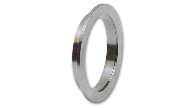"""Vibrant Stainless Steel V-Band Flange - 2.75"""" O.D. Tubing"""