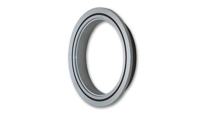 "Vibrant Aluminum V-Band Flange - 3.5"" O.D. Tubing (Single Flange)"