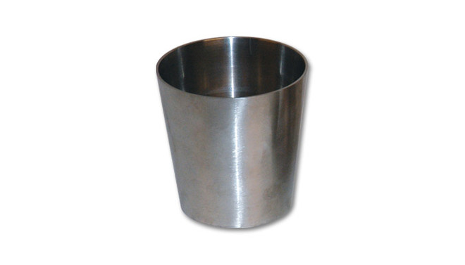 """Vibrant 1.5"""" x 2"""" Concentric (Straight) Reducer; 2"""" Long"""