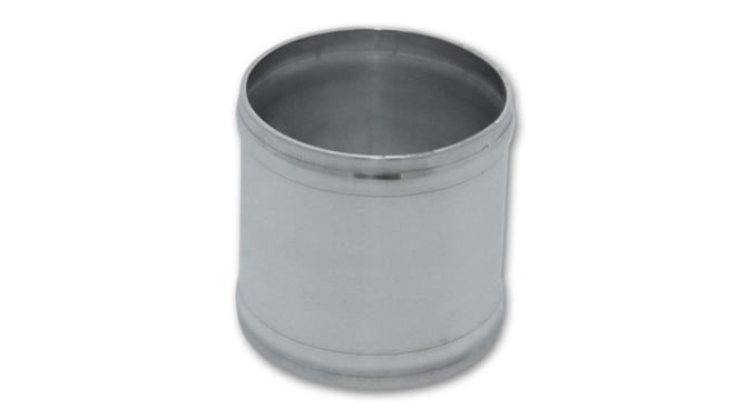 "Vibrant 1.75"" O.D. Aluminum Joiner Coupling (3"" long)"