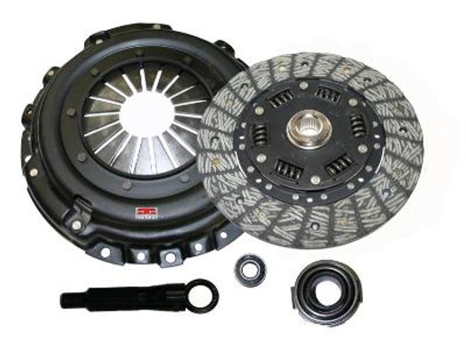 Competition Clutch Stage 2 Steelback Brass Plus Clutch Kit - 04-11 Subaru WRX STi