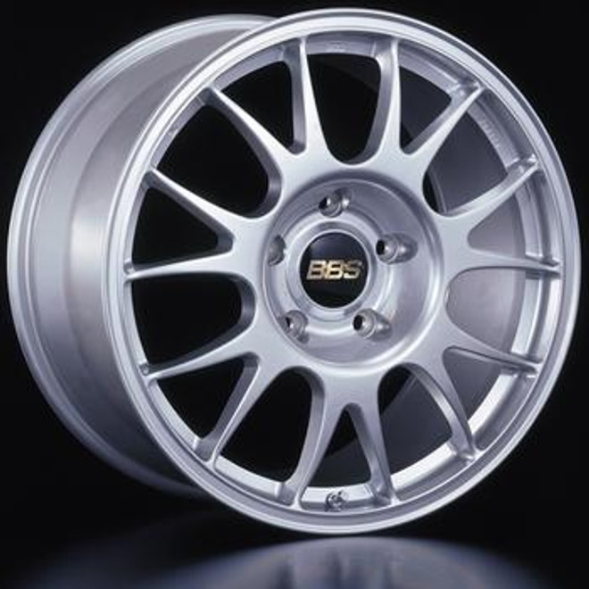 BBS RE Forged Aluminum Monobloc Wheel - 4/100 - 18x7.5