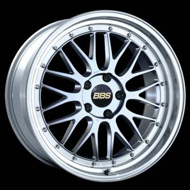 BBS LM Forged Aluminum Multi-Piece Wheel