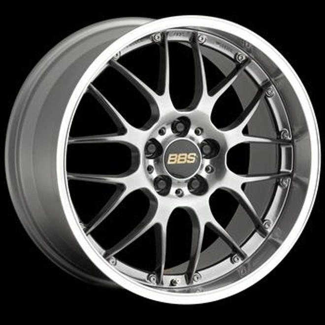BBS RS-GT Forged Aluminum Multi-Piece Wheel - 5/120 - 18x8.5