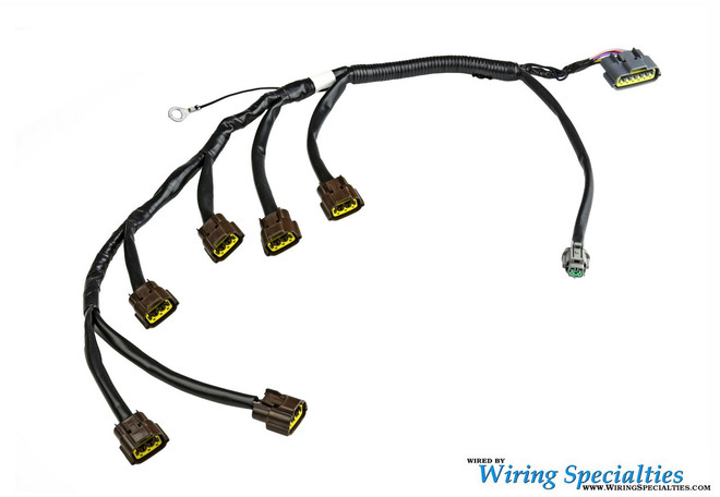 Wiring Specialties Coil Pack Harness - Nissan RB25DET
