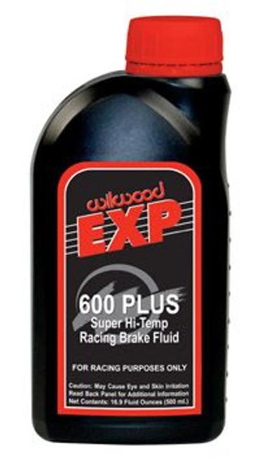 Wilwood EXP600 Plus Super Hi-Temp Brake Fluid 16.5oz