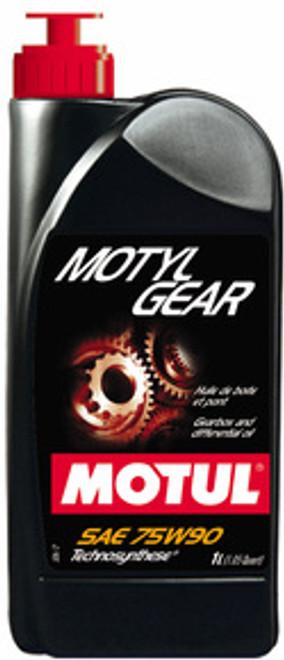 Motul - GL4 GL5 Technosynthese Transmission Oil: 75W90