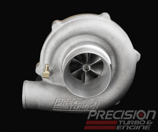 Precision Turbo Aftermarket Replacement Turbocharger - 5530 - 525HP Rating